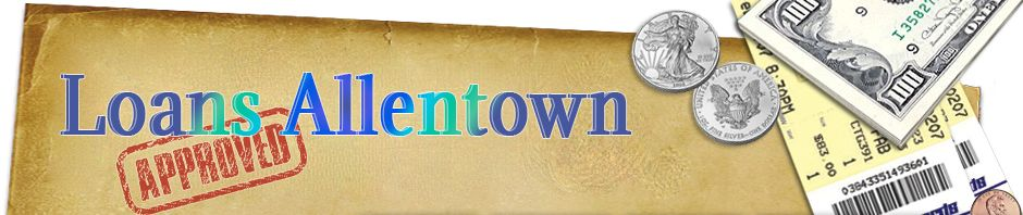 Loans Allentown Header